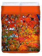 Fall Colors 2014-4 Duvet Cover