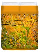 Fall Colors 2014-8 Duvet Cover