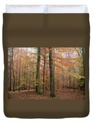 Fall Colors In Catoctin Mt. Park Duvet Cover
