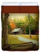 Fall Color's Duvet Cover