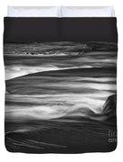 Fall Creek Flow Duvet Cover