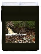 Fall Creek Duvet Cover