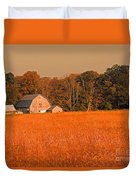 Fall Farm Duvet Cover