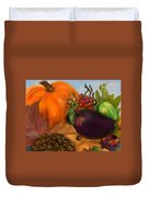 Fall Festival Duvet Cover