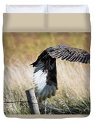 Fall Flight Duvet Cover