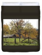 Fall Foilage In Country Duvet Cover