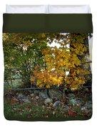 Fall Gate Duvet Cover
