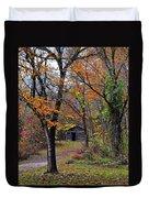 Fall Homestead Duvet Cover