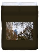 Fall In Philly Duvet Cover