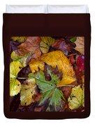 Fall Leaves 1 Duvet Cover
