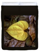 Fall Leaves 4 Duvet Cover