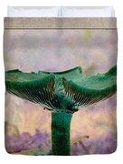 Fall Mushroom 17 Duvet Cover