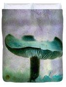 Fall Mushroom 18 Duvet Cover