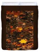 Fall Stream Bed Duvet Cover