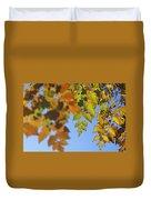 Fall Time Duvet Cover