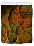 Fall Transitions Duvet Cover