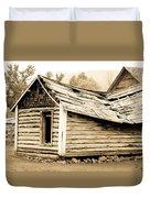 Fallen Homestead II Duvet Cover