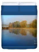 Falling For Reflections... Duvet Cover