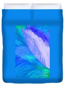 Falling Water By Jrr Duvet Cover