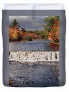 Falls Color Duvet Cover