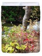 Falls Fall View Duvet Cover