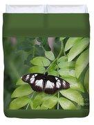 False Diadem Butterfly Duvet Cover