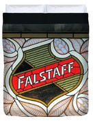 Falstaff Window Duvet Cover