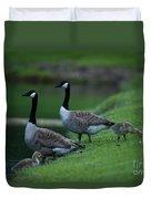 Family Time Duvet Cover