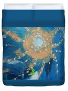 Fanciful Abstract Duvet Cover