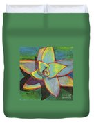 Fanciful Agave Duvet Cover
