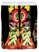 Fancy Boots Duvet Cover