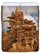 Fantastic Hoodoo Fantasy Canyon Utah United States Duvet Cover