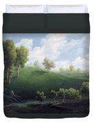 Fantastic Landscape Duvet Cover