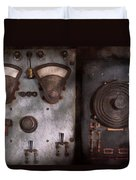 Fantasy - A Tribute To Steampunk Duvet Cover