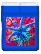 Fantasy Flower 1 Duvet Cover