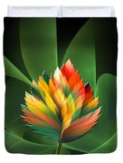 Fantasy Flower 2 Duvet Cover
