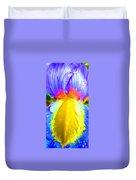 Fantasy Flower 4 Duvet Cover