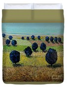 Faraway Field Duvet Cover