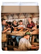 Farm - Farmer - By The Pound Duvet Cover