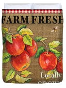 Farm Fresh-jp2380 Duvet Cover