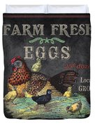 Farm Fresh-jp2636 Duvet Cover