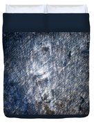 Farm In The Woods On A Hill Duvet Cover