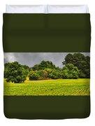 Farm Journal - Hidden History Duvet Cover