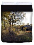 Farm Journal - Metal Storage Duvet Cover