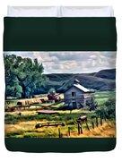 Farm Look Duvet Cover