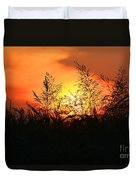 Farmer's Sunrise Duvet Cover