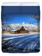 Farmers View Duvet Cover