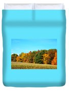 Farmfield Fall Duvet Cover