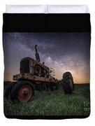 Farming The Rift 4 Duvet Cover
