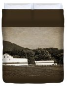 Farming The Shenandoah  Duvet Cover